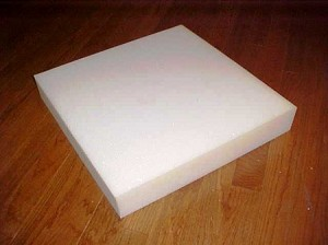 Foam Cushion 24 x 24 x 1